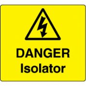 Warn174 - Danger Isolator